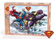 Superman - Superman vs Mongul Ahşap Puzzle 1000 Parça (KOP-SM122 - M)