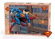 Superman - X-ray Vision Ahşap Puzzle 500 Parça (KOP-SM130 - D)