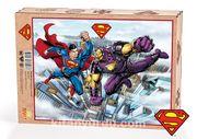 Superman - Superman vs Mongul Ahşap Puzzle 500 Parça (KOP-SM128 - D)