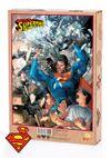 Superman - The Rebirth Ahşap Puzzle 500 Parça (KOP-SM125 - D)