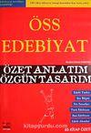 ÖSS Edebiyat & Özet Anlatım-Özgün Tasarım 65 Kitap Özeti