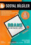 6. Sınıf Sosyal Bilgiler Branş Denemeleri