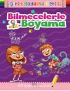 Bilmecelerle Boyama / Şirin Boyama Serisi