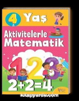 Aktivitelerle Matematik (4 Yaş-Kız)