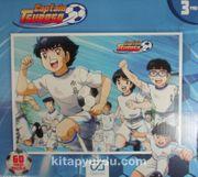 Captain Tsubasa  60 Parça Puzzle (CA 5100)