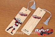 Bambu Ayraç - Harley Quinn / Sledge (BK-HQ055) Lisanslı Ürün