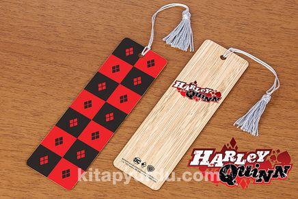 Bambu Ayraç - Harley Quinn / Dr Harleen (BK-HQ052) Lisanslı Ürün
