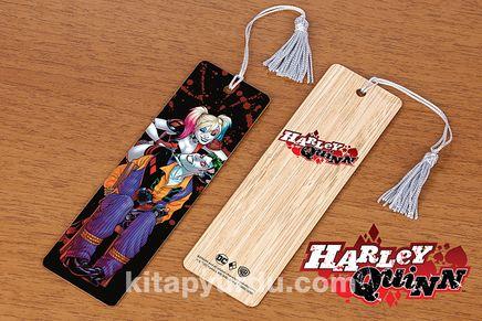 Bambu Ayraç - Harley Quinn / Joker Loves Harley (BK-HQ051) Lisanslı Ürün