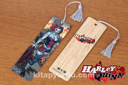 Bambu Ayraç - Harley Quinn / Battle (BK-HQ050) Lisanslı Ürün