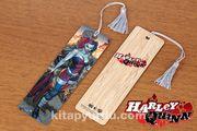 Bambu Ayraç - Harley Quinn / Battle (BK-HQ050)
