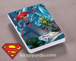 Superman - Superman vs Lex Luthor - Bloknot  (ADN-SM011) Lisanslı Ürün
