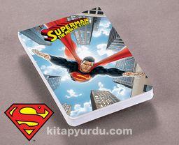 Superman - Superhero  - Bloknot  (ADN-SM012) Lisanslı Ürün