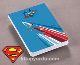 Superman - The Man of Steel  - Bloknot (ADN-SM013) Lisanslı Ürün