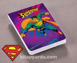Superman - Blacklight  - Bloknot (ADN-SM014) Lisanslı Ürün