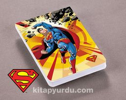 Superman - The Science of Superman  - Bloknot (ADN-SM015) Lisanslı Ürün