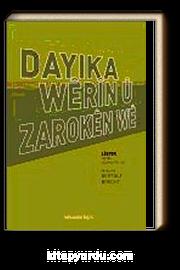 Dayika Werin Û Zaroken We