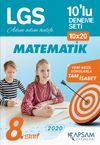 Lgs Matematik10'lu Deneme Seti
