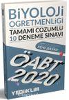 2020 Kpss Öabt Biyoloji Öğretmenliği Tamamı Çözümlü 10 Deneme Sınavı