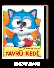Pörtlek Gözlü Yavru Kedi