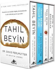 Tahıl Beyin Kutulu Özel Set (4 Kitap)