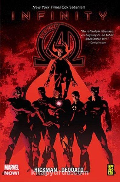 New Avengers Marvel Now! 2. Cilt - Infinity - Jonathan Hickman pdf epub