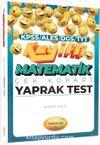 KPSS ALES DGS TYT Keyifli Matematik Çek Kopart Yaprak Test