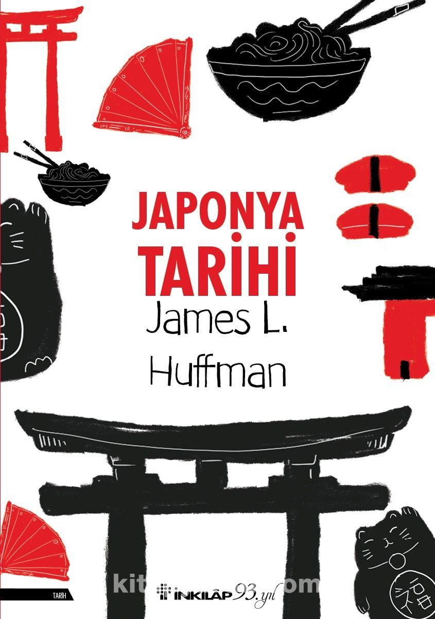 Japonya Tarihi - James L. Huffman pdf epub