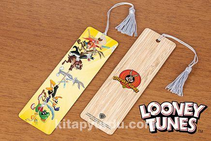 Bambu Ayraç - Looney Tunes - Tug of War (BK-LT079 ) Lisanslı Ürün