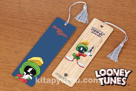 Bambu Ayraç - Looney Tunes - Marvin (BK-LT077 ) Lisanslı Ürün