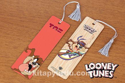 Bambu Ayraç - Looney Tunes - Taz (BK-LT076 ) Lisanslı Ürün