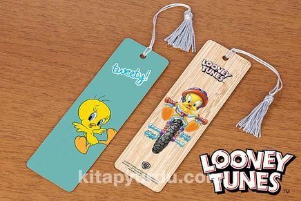 Bambu Ayraç - Looney Tunes - Tweety (BK-LT074 ) Lisanslı Ürün