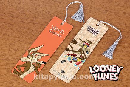 Bambu Ayraç - Looney Tunes - Wile E. Coyote (BK-LT073 ) Lisanslı Ürün