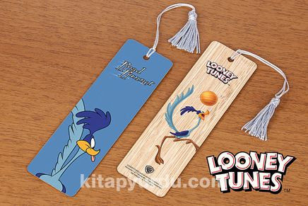 Bambu Ayraç - Looney Tunes - Road Runner (BK-LT072 ) Lisanslı Ürün