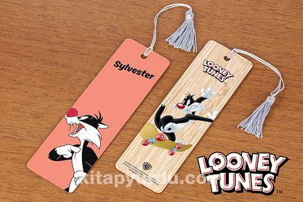Bambu Ayraç - Looney Tunes - Sylvester (BK-LT071 ) Lisanslı Ürün