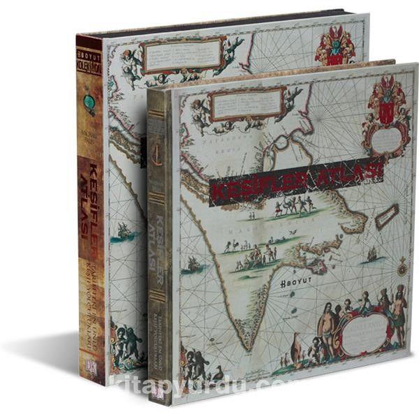 Keşifler Atlası -  pdf epub