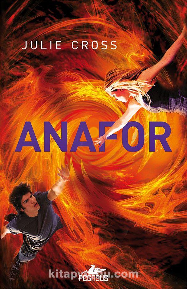 Anafor / Fırtına Serisi 3. Kitap (Ciltli)