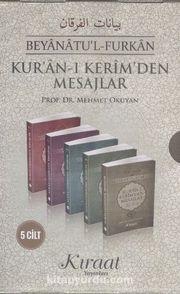 Kur'an-ı Kerim'den Mesajlar (5 Cilt)