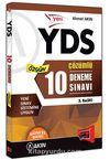 2015 YDS Çözümlü 10 Deneme Sınavı