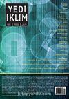 7edi İklim Sayı:305 Ağustos 2015 Kültür Sanat Medeniyet Edebiyat Dergisi