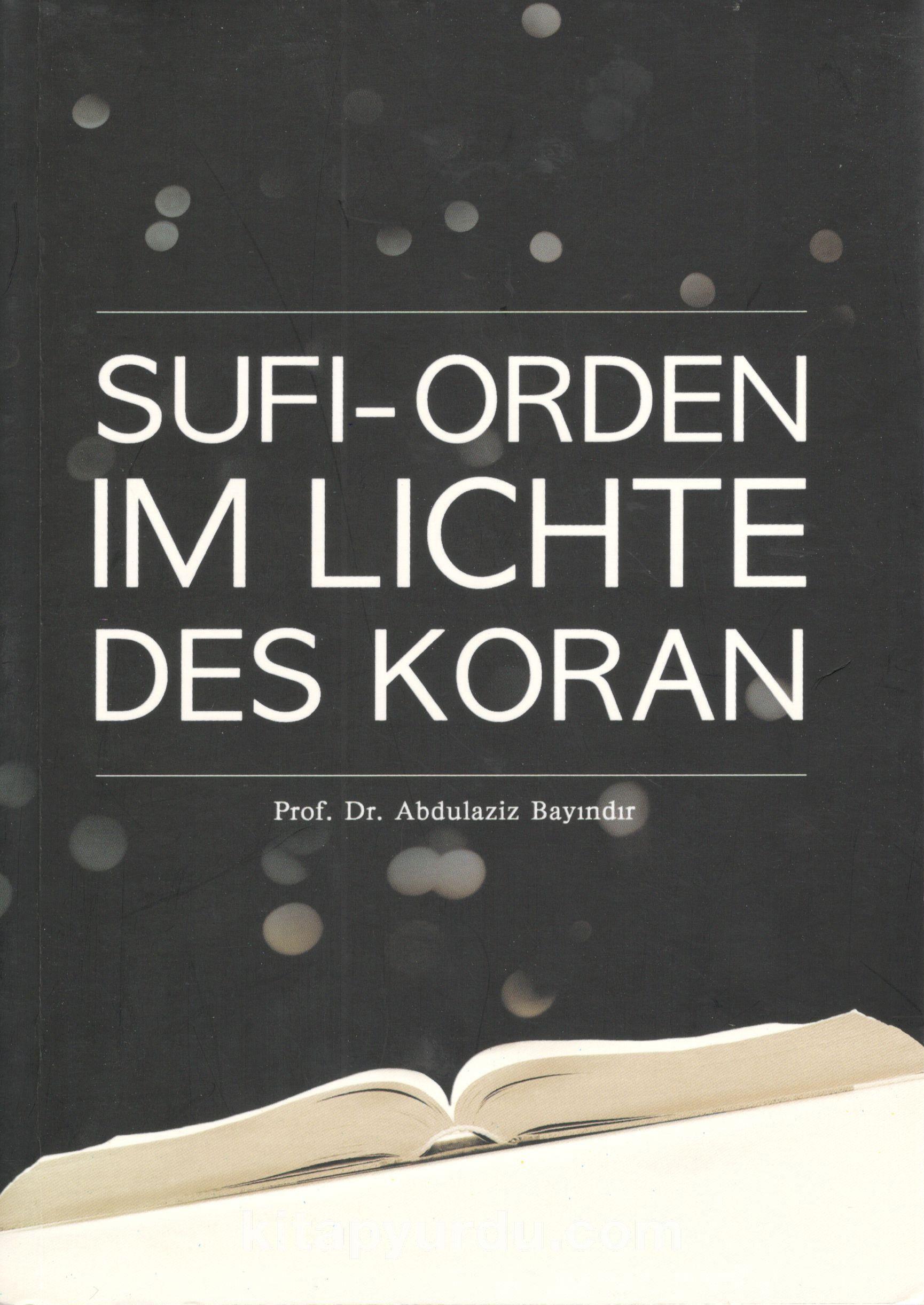 Sufi-Orden ım Lichte Des Koran