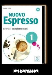 Nuovo Espresso 1 Esercizi supplementari A1 (Çalışma kitabı) Temel seviye İtalyanca