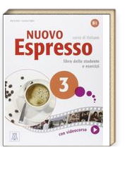 Nuovo Espresso 3 +DVD ROM Formun Üstü (B1) İtalyanca Orta Seviye