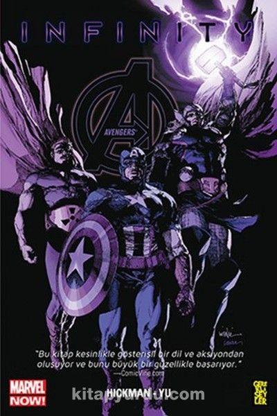 Avangers 4: Infinity - Jonathan Hickman pdf epub
