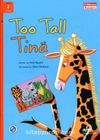 Too Tall Tina +Downloadable Audio (Compass Readers 2) A1