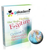 12. Sınıf Coğrafya Online Görüntülü Eğitim Seti