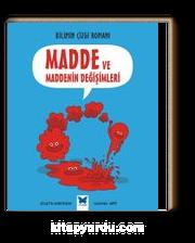 Bilimin Çizgi Romanı Madde ve Maddenin Değişimleri