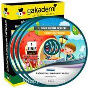 1. Sınıf Hayat Bilgisi Görüntülü Eğitim Seti (3 Dvd)