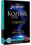 2016 KPSS Genel Kültür Kozmik Oda Coğrafya Tamamı Çözümlü Soru Kitabı