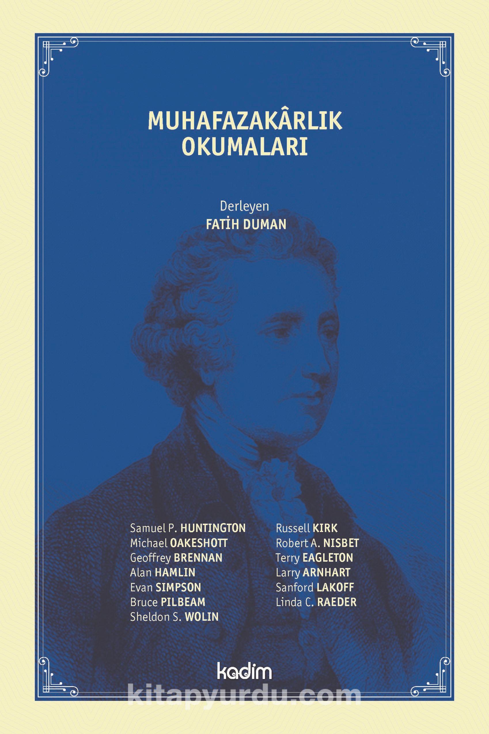 Muhafazakarlık Okumaları -  pdf epub