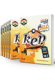 2016 KPSS KEP Genel Yetenek Genel Kültür Konu Anlatımlı Modüler Set